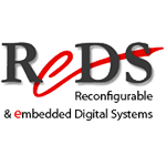 Logo ReDS - Reconfigurable & embedded Digital Systems